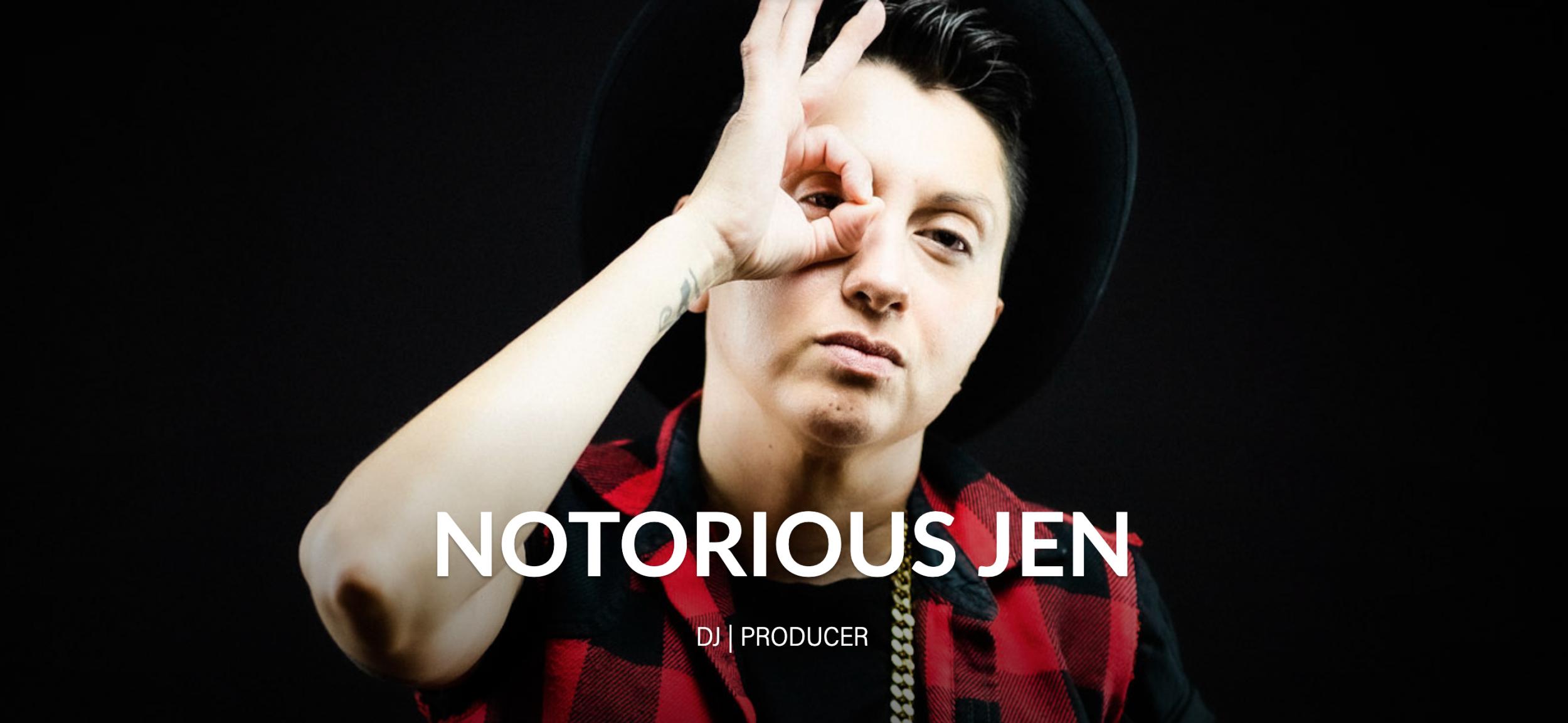 Notorious Jen